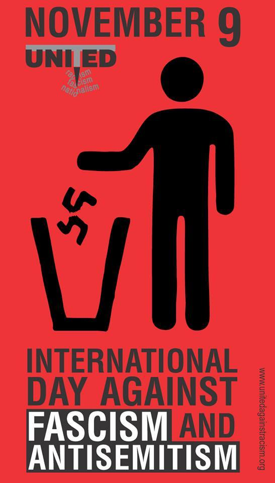 International Day Against Fascism and Antisemitism 2014