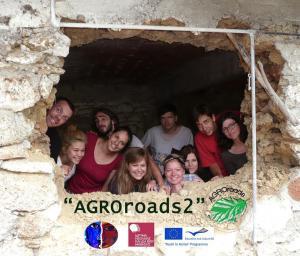 "Group EVS ""AGROroads2"" (15.5.2014-5.6.2014) Kryoneri"