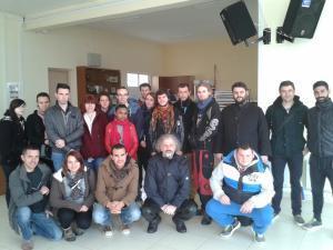 Γαλλική σχολή γεωργικής μεταδευτεροβάθμιας εκπαίδευσης στο Κρυονέρι Κορινθίας