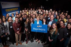 Ελληνογερμανική συνάντηση νεολαίας στη Λειψία, 3-6.5.2019