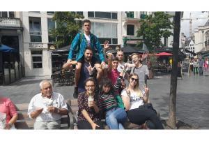 Συμμετοχή του Ενωτικού Συλλόγου Λεχόβου στο Ευρωπαϊκό πρόγραμμα Erasmus+