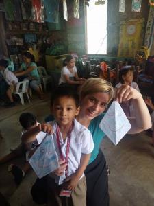 4 μήνες EVS στις Φιλιππίνες από την εθελόντρια Μαριάννα Τατσιόπουλου, 2018