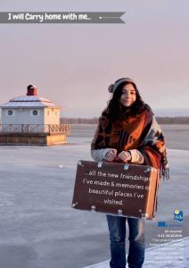 "EVS project ""Elf Around!"" in Finland, (Kokkola), 5.11.-14.12.2018"