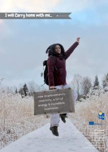 "EVS project ""Elf Around!"" Finland (Kokkola), 5.11.-14.12.2018"
