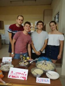 """Paths of memory"" group EVS project, September 2019, Kryoneri Korinthias"