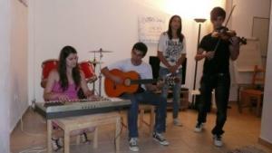 """""""Μουσική χωρίς σύνορα"""" στο Κρυονέρι"""