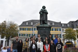 MUSIC- Cultural Heritage; YOUTH 4 music traditions (21.9.-28.9.2019), Jugendakademie Walberberg, Germany