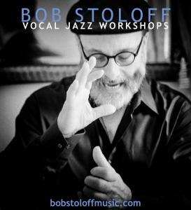 Εργαστήρι φωνητικών Τζαζ με τον Bob Stoloff