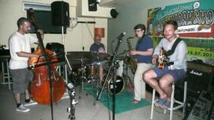 Ζωντανή μουσική τζαζ στο δροσερό βουνό 2o ΔΙΕΘΝΕΣ ΕΡΓΑΣΤΗΡΙ ΜΟΥΣΙΚΗΣ JAZZ