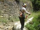 """Πρόγραμμα Ευρωπαϊκής Εθελοντικής Υπηρεσίας για Νέους """"AGROroads""""  στο Κρυονέρι Κορινθίας 29/5 - 19/6/2013"""